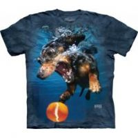 BradyT-shirt | Underwater Dog T-shirts | The Mountain®